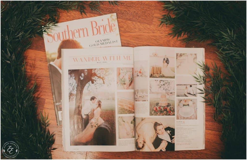 Southern Bride Summer 2016